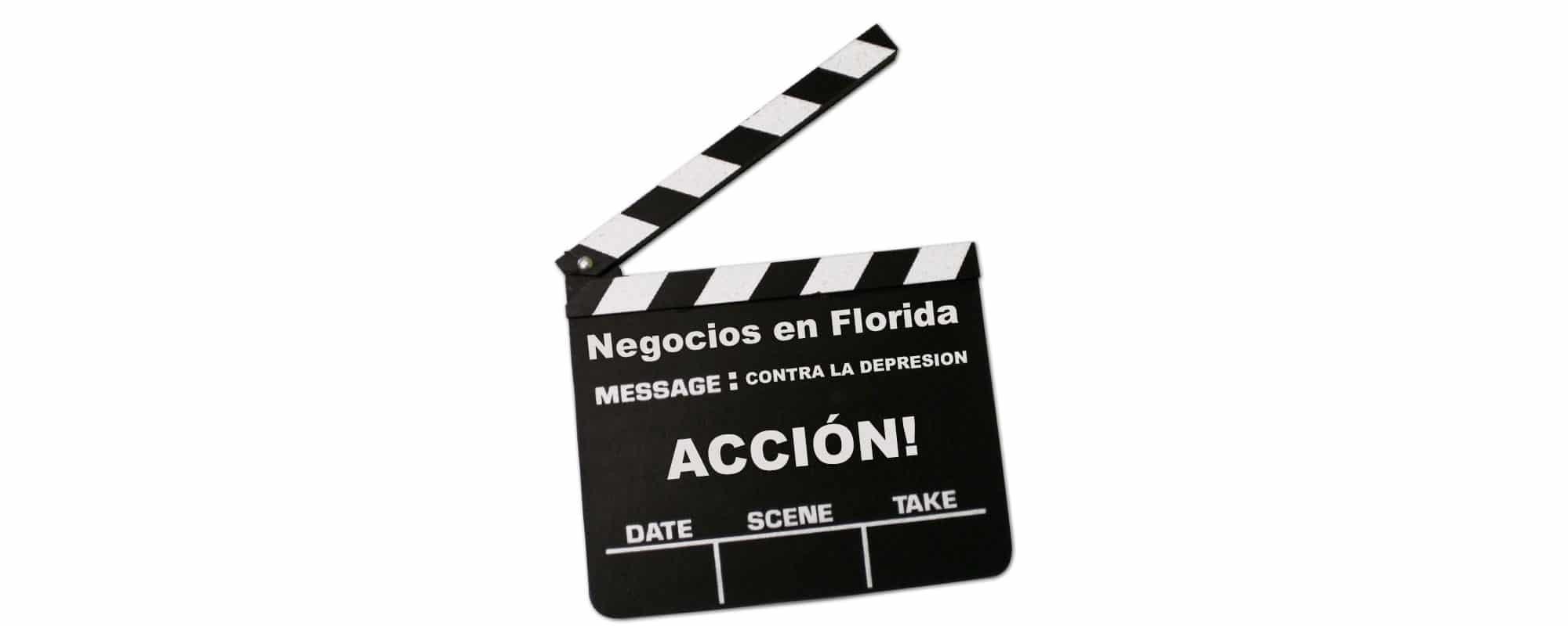 Contra la Depresión, ¡Acción!
