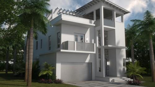 Inmuebles residenciales: Propiedades residenciales en Miami, Florida.