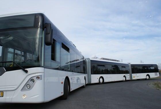 Empresa de Transporte de turistas y ejecutivos