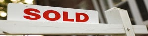 sold-sign listo