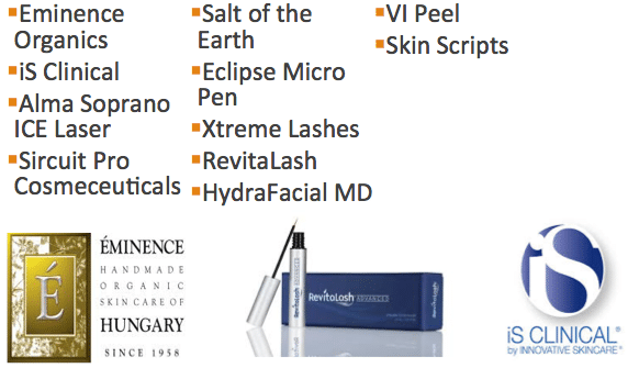 Spa810 products