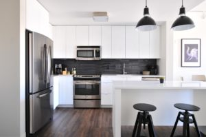 Fabrica de gabinetes para cocinas y baños photo
