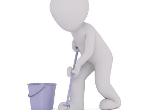 Limpieza de Comercios y Viviendas