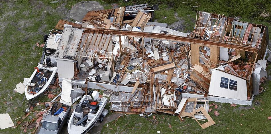 25 años del huracán Andrew: uno de los más destructivos en EEUU (+fotos)