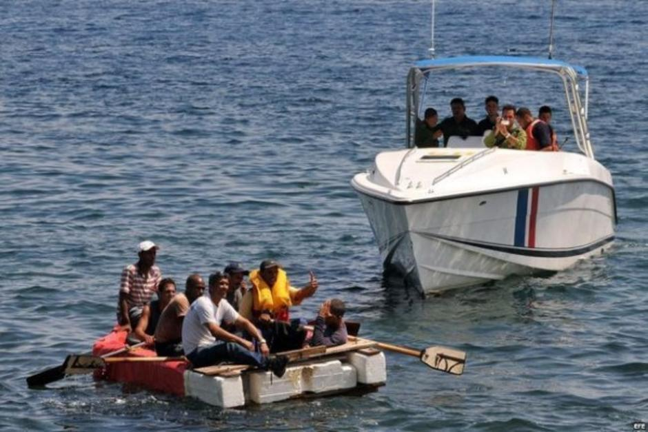 Grupo de inmigrantes fue interceptado cerca de costa del sureste de Florida