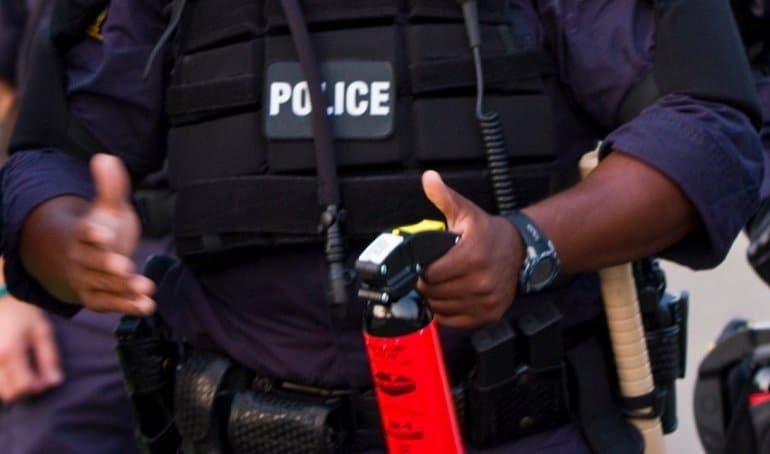 Una persona fallece en Fort Lauderdale tras ser rociada con spray pimienta por un policía