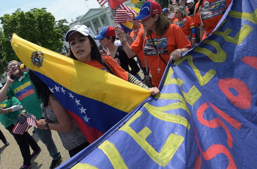 Venezolanos en el exterior agradecen sanciones de EEUU y Declaración de Lima
