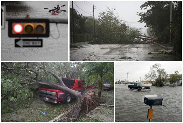 ¿Cuánto le costará a Estados Unidos la llegada de Irma y Harvey?