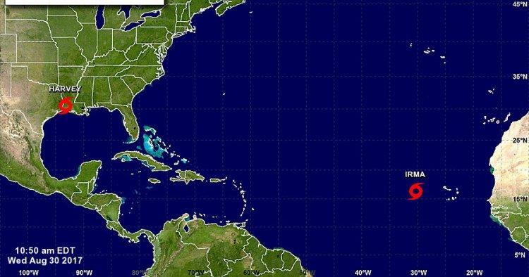 Huracán Irma aumentó a categoría 4 y Florida declara estado de emergencia