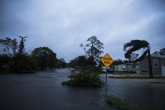 Más de 5 millones de hogares en Florida están sin luz a causa del huracán Irma