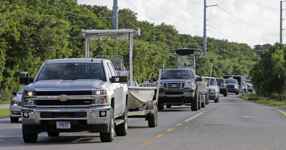 Queda suspendido el cobro de peajes en Florida por huracán Irma