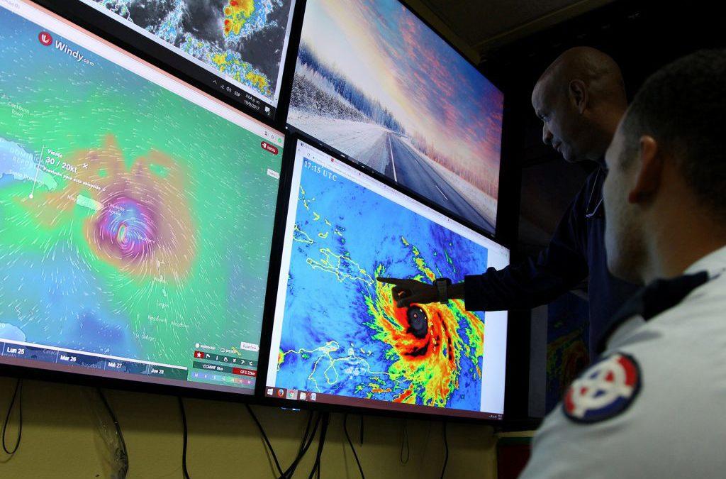 Depresión tropical llegará a Florida este domingo